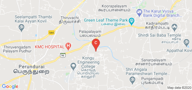 Nandha College of technology, Vailkaalmedu, Erode, Tamil Nadu, India