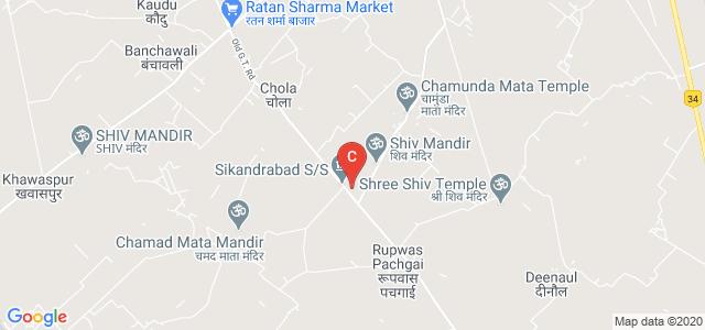 Marathwada Institute Of Technology, Bulandshahar, Chola, Uttar Pradesh, India