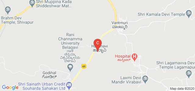 Maratha Mandal Engineering College, Belgaum, Karnataka, India
