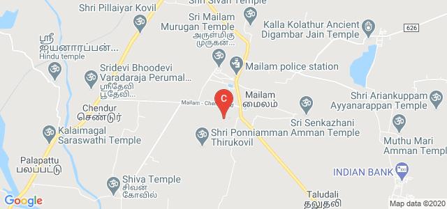 Mailam Engineering College, Mailam, Villupuram, Tamil Nadu, India
