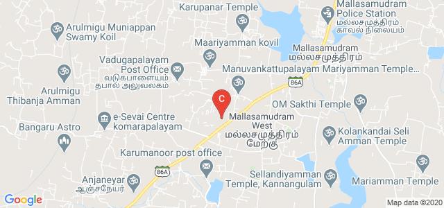 Mahendra Institute of Technology, Tiruchengode, Tamil Nadu, India