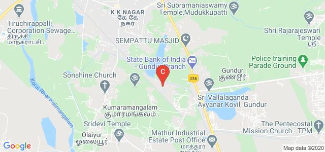 M.I.E.T. Engineering College in Trichy, Tiruchirappalli, Tamil Nadu, India
