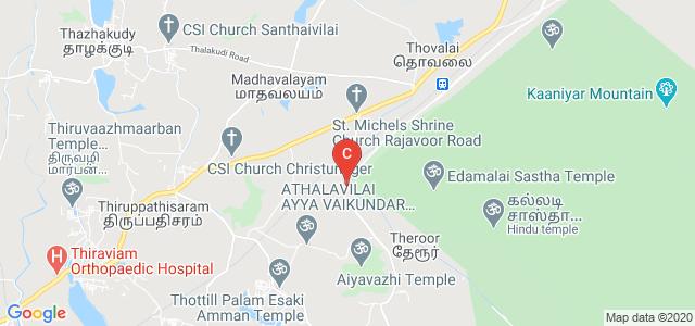 Loyola Institute of Technology and Science, Thekkumalai West R.F., Kanyakumari, Tamil Nadu, India
