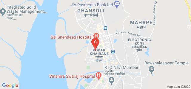 Lokmanya Tilak College of Engineering, Sector 4, Kopar Khairane, Navi Mumbai, Maharashtra, India