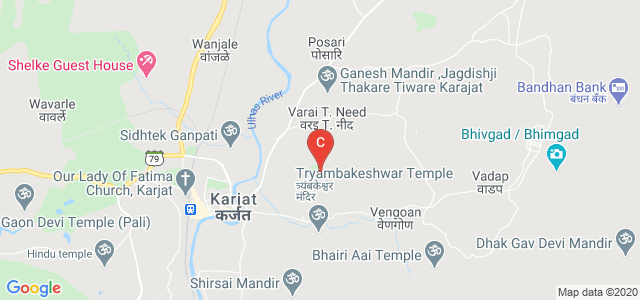 Konkan Gyanpeeth College of Engineering, ladiwali Village, Karjat, Maharashtra, India