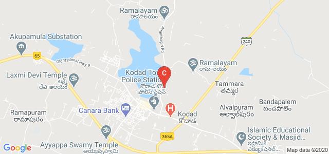 Kodada Institute Of Technology & Sciences, Nalgonda, Telangana, India