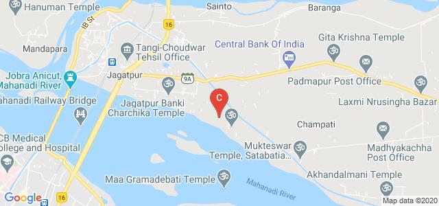 GANAPATI INSTITUTE OF ENGINEERING & TECHNOLOGY, Jagatpur Industrial Estate, Cuttack, Odisha, India