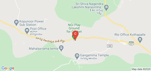 Newton's Institute of Engineering, Guntur, Andhra Pradesh, India