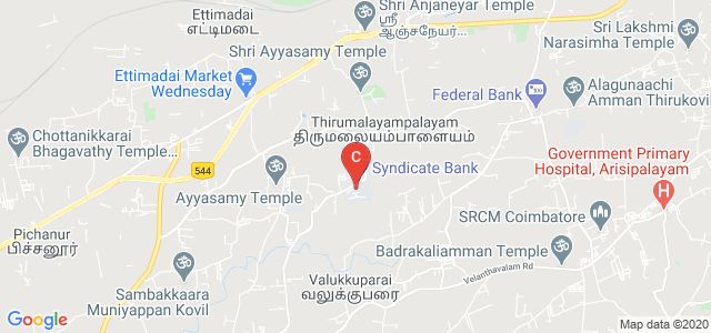 Nehru Institute of Engineering and Technology, Coimbatore, Tamil Nadu, India