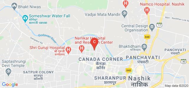 Nashik District Maratha Vidya Prasarak Samaj's Karmaveer Baburao Thakare College of Engineering, D. K. Nagar, Nashik, Maharashtra, India