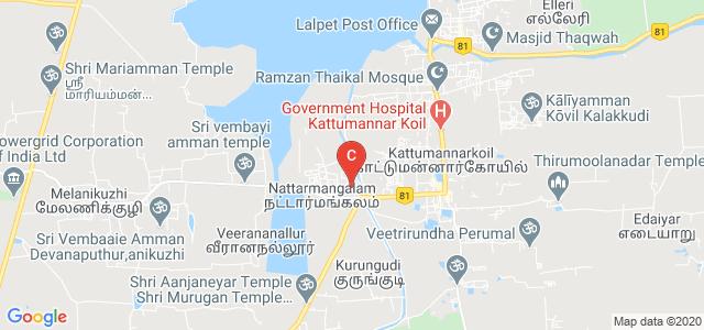 MRK Institute of Technology, Kattumannarkoil, Cuddalore, Tamil Nadu, India