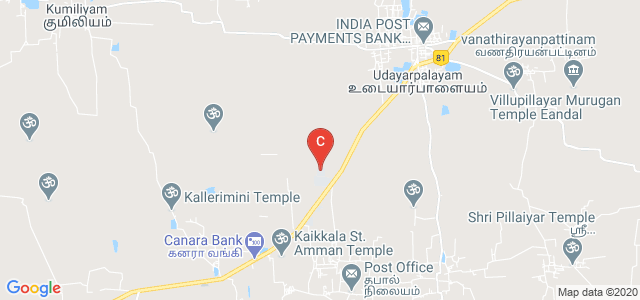 Meenakshi Ramaswamy Engineering College, Thathanur, Ariyalur, Tamil Nadu, India