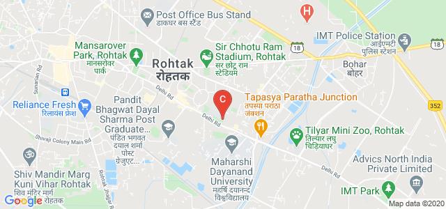 Matu Ram Institute of Engineering & Management, Model Town, Rohtak, Haryana, India