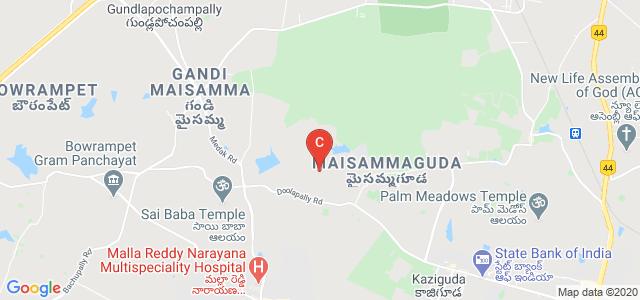 Malla Reddy College Of Engineering For Women, Maisammaguda, Bahadurpally, Hyderabad, Telangana, India