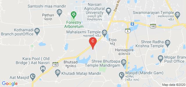Mahatma Gandhi Institute Of Technical Education And Research Center, Aat Road, Navsari, Gujarat, India