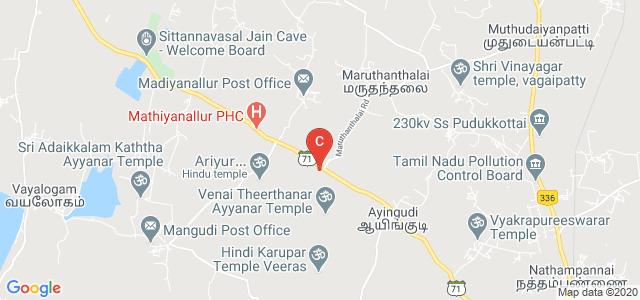 Mahatma Institute of Engineering & Technology, State Highway 71, Ariyur, Tamil Nadu, India