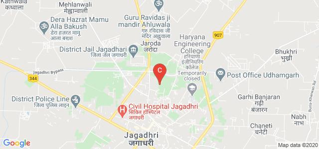 Maharishi Ved Vyas Engineering College, Gulab Nagar, Jagadhri, Haryana, India