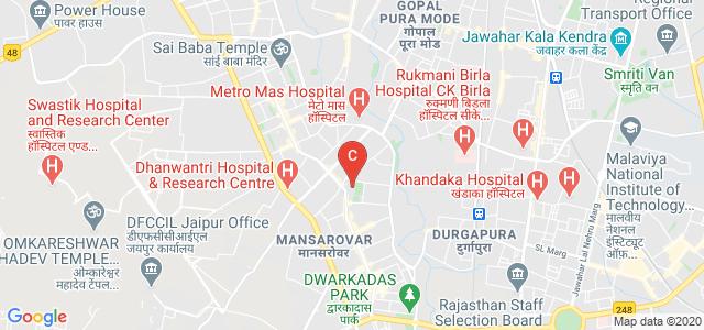 Maharishi Arvind Institute of Engineering & Technology, Madhyam Marg, Mansarovar Sector 7, Shipra Path, Barh Devariya, Mansarovar, Jaipur, Rajasthan, India