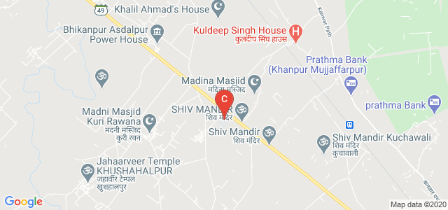 Kothiwal Institute of Technology & Professional Studies, Moradabad, Uttar Pradesh, India