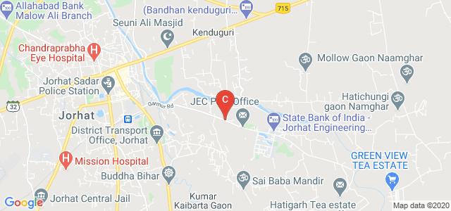 Jorhat Engineering College, Garmur, Jorhat, Assam, India