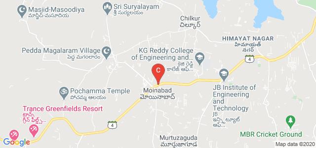Joginpally B.R. Engineering College, Hyderabad, Telangana, India