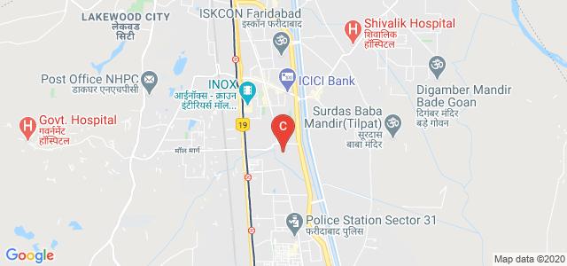 National Power Training Institute, Sector 33, Faridabad, Haryana, India