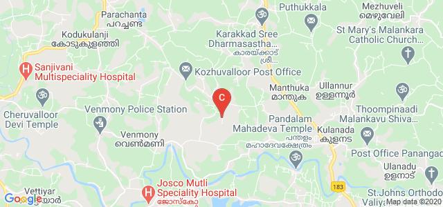 Mount Zion College of Science And Technology, Aranthakkadu - Sharngakavu Devi Temple Road, Venmony, Alappuzha, Kerala, India