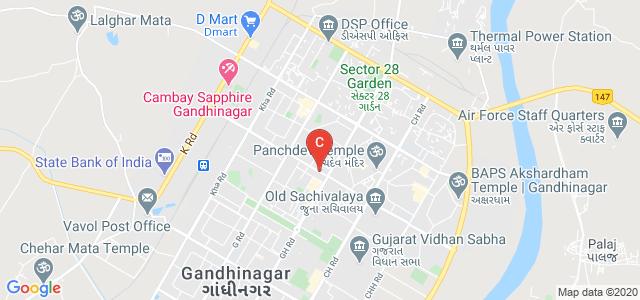 Siddharth Law college, Road Number 5, Sector 16, Gandhinagar, Gujarat, India