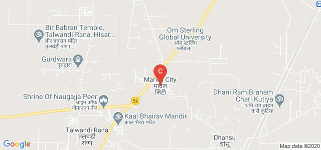 Om Institute of Technology & Management, Hisar, Haryana, India