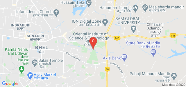NRI Institute of Research and Technology, Raisen Rd, Opposite, Patel Nagar, Bhopal, Madhya Pradesh, India