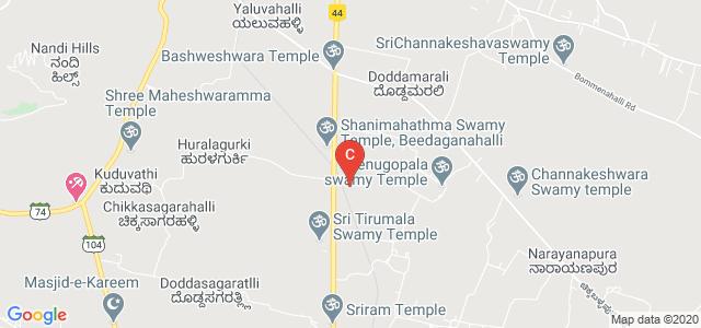 Nagarjuna College Of Engineering & Technology, Bengaluru, Karnataka, India