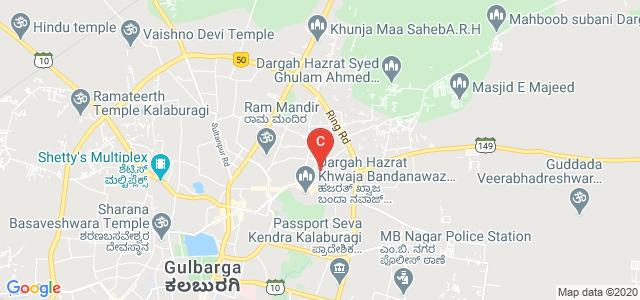 Khaja Colony, Kalaburagi, Karnataka 585104, India
