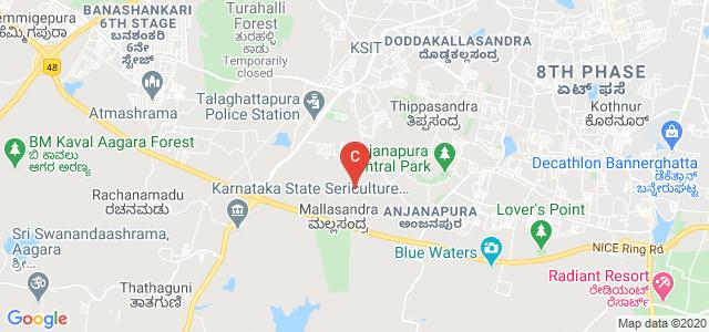 K.S.School Of Engineering And Management, Bangalore, Karnataka, India