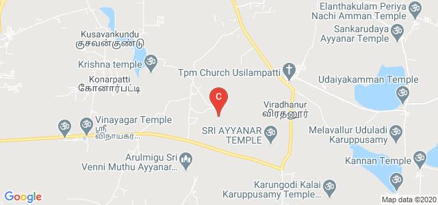 Kln College of engineering Pottapalayam, Visalakshipuram, Reserve Police Line, Madurai, Tamil Nadu, India