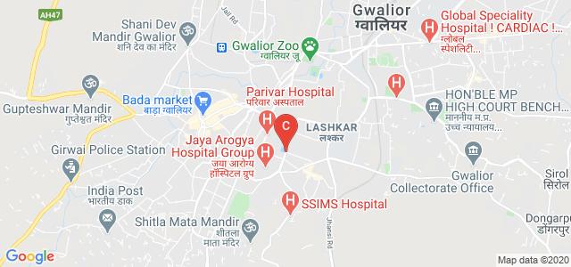 Katora Tal Road, Lashkar, Gwalior, Madhya Pradesh, India
