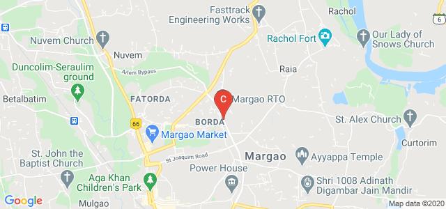 Parvatibai Chowgule College, Borda, Margao, Goa