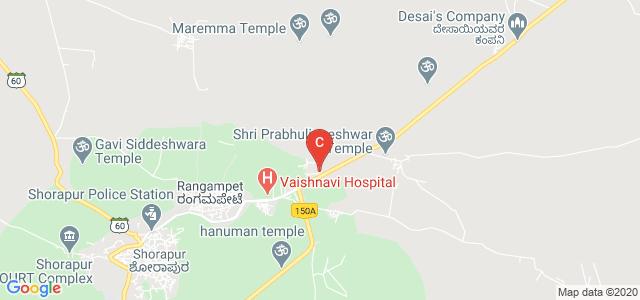 Veerappa Nisty Engineering College, State Highway 19, Karnataka, India