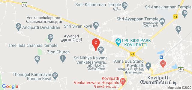 Unnamalai Institute of Technology, Kovilpatti, Tamil Nadu, India