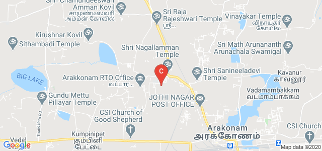 Sri Krishna College of Engineering, State Highway 58, Arakkonam, Tamil Nadu, India