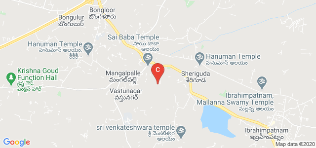 Sri Chaitanya Technical Campus, Sheriguda, Telangana, India