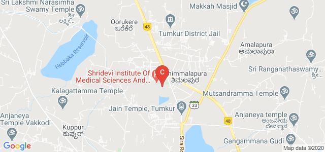 Shridevi Institute of Engineering & Technology, Lingapura, Tumkur, Karnataka, India