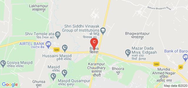 Shri Siddhi Vinayak Institute of Technology, Bareilly, Uttar Pradesh, India