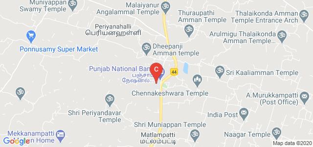 Sapthagiri College of Engineering, National Highway 44, Periyanahalli, Dharmapuri, Tamil Nadu, India