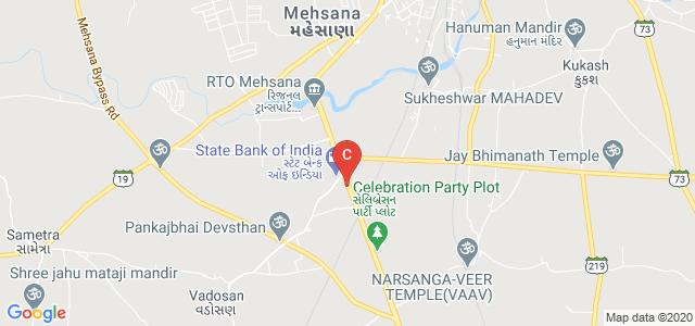 Sankalchand Patel College of Engineering, SPCE Campus, Visnagar, Gujarat, India