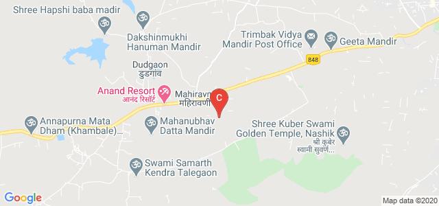 Sandip Institute of Engineering and Management, Mahiravni, Nashik, Maharashtra, India