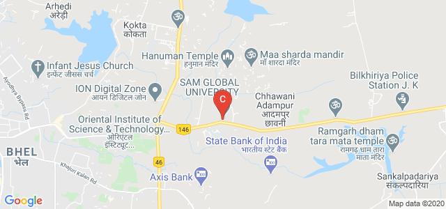 SAM College Of Engineering & Technology, Raisen Rd, Kolua Khurd, Madhya Pradesh, India