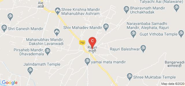 Sahyadri Valley College of Engineering & Technology, National Highway 222, Maharashtra, India