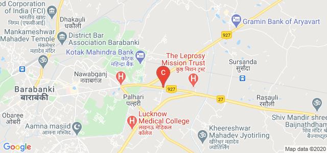 Sagar Institute of Technology & Management, Faizabad Road, Barabanki, Uttar Pradesh, India