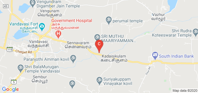 S.R.I Engineering College, State Highway 115, Tamil Nadu, India