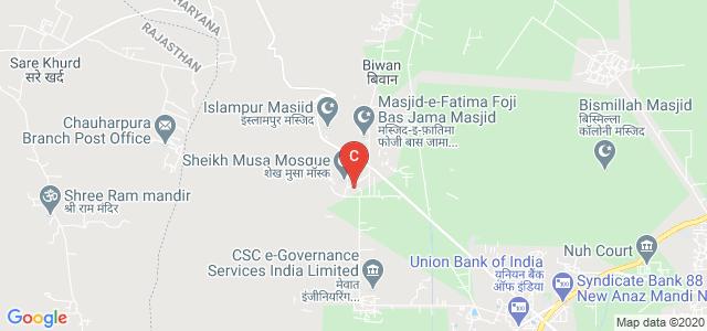 Mewat Engineering College, Mewat, Haryana, India